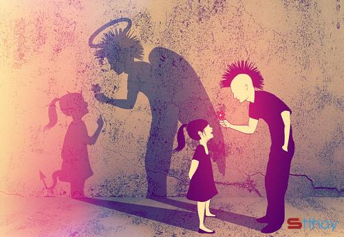 Đừng đánh giá người khác qua vẻ bề ngoài vì nó không thể đánh giá đúng bản chất thật bên trong