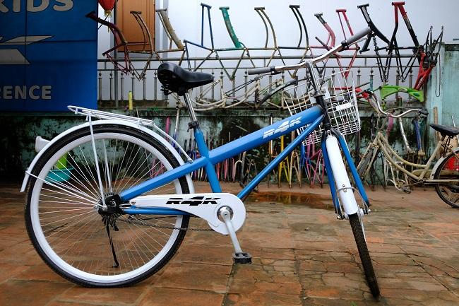 Hành trình hồi sinh những chiếc xe đạp cũ 1